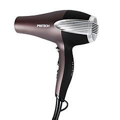 marca pritech profissional secador de cabelo 2200w secador de cabelo salão de cabelo perfeito para salões de beleza da família usarem