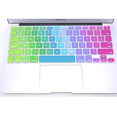"coosbo® bunten Silikon-Tastatur Schutzabdeckung Haut für 11 "", 12"", 13 "", 15"", 17 ""macbook air Pro Retina"