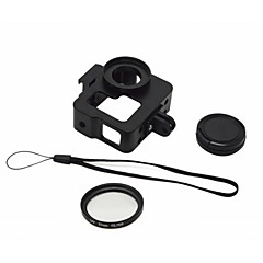 cheap Sports Action Cameras & Accessories  For Gopro-Accessories Lens Cap Screw Straps Monopod Tripod Mount / Holder High Quality For Action Camera Gopro 3 Gopro 3+ Gopro 2 Gopro 1 Sports DV
