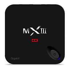 billige TV-bokser-MX III Amlogic S812 Android Tv Boks,RAM 1GB ROM 8GB Kvadro-Kjerne WiFi 802.11n Nei
