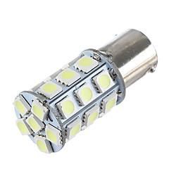 billige Interiørlamper til bil-1156 Bil Elpærer SMD 3528 60lm interiør Lights