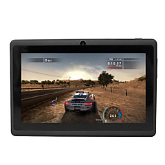 "7"" Android Tablet (Android 4.4 1024*600 Čtyřjádrový 512 MB RAM 8GB ROM)"