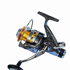 Newest  Design 5.2:1 10 Ball Bearings Carp Fishing Reel Spinning Reels Surf Reels Metal Reels