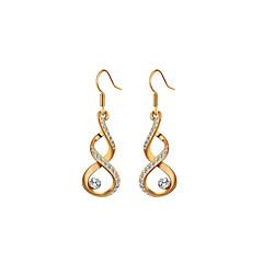 cheap Earrings-Women's 1 Drop Earrings Rhinestone Alloy Irregular Jewelry Costume Jewelry