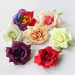 flores de tecido festa de noiva de festa elegante estilo feminino clássico