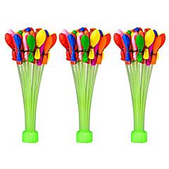 preiswerte Sales-Ballons Pools & Wasserspaß Wasserballons Wasserspielzeug Spielzeuge Aufblasbar Party Silikon 110 Stücke Mädchen Jungen Geburtstag Geschenk