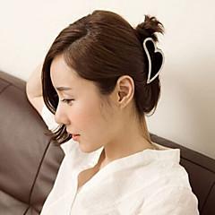 cheap Wigs & Hair Pieces-south korean hair full diamond hairpin grasp bow clips