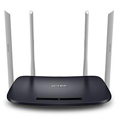 billige Trådløse Routere-Tp-link smart trådløs router 1200mbps 11ac dual band wifi router app aktivert tl-wdr6300 kinesisk versjon