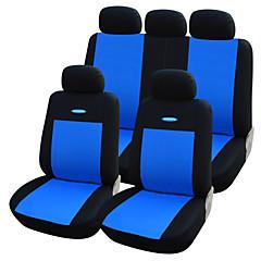 autoyouth høy kvalitet bilsete dekker universal fit polyester 3mm kompositt svamp bil dekker setetrekk tilbehør