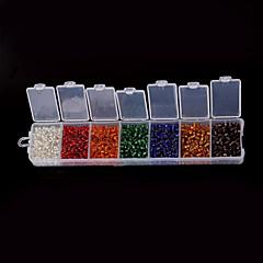 Недорогие -стекло - Бисер - 1 Box/82g