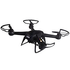 billige Fjernstyrte quadcoptere og multirotorer-Drone RC 007W 4 Kanaler 6 Akse 2.4G Med kamera Fjernstyrt quadkopterFeilsikker Hodeløs Modus Flyvning Med 360 Graders Flipp Styr Kamera