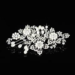 Pentes de Cabelo (Cristal) - Casamento / Pesta