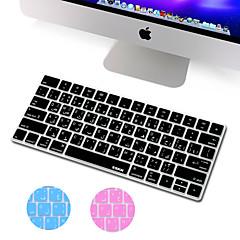 XSKN arabischer Sprache ultradünnen Silikontastatur-Hautabdeckung für Magie Tastatur 2015 Version US-Layout