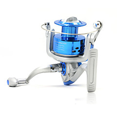 cheap Fishing Reels-Spinning Reels 5.2:1 Gear Ratio+8 Ball Bearings Exchangable Sea Fishing Bait Casting Ice Fishing Spinning Freshwater Fishing Other