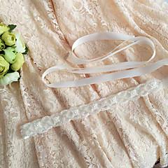 Bruiloft Feest/Uitgaan Dagelijks gebruik Sjerp With Kralen Appliqués Parels