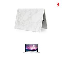 en smart pvc macbook tilfellet med skjermen flim for MacBook Air 13.3 tommer