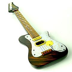 גיטרת רוק צעצועי סטי צעצועי מוסיקת כלי נגינה לילדים