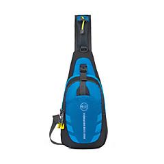 お買い得  自転車用バッグ-FuLang 20Lウエストポーチ ベルトポーチ のために レジャースポーツ スポーツバッグ 防湿 耐久性 多機能の ランニングバッグ フリーサイズ 携帯電話 iPhone 8/7/6S/6