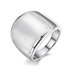 billige Motering-Dame Statement Ring - Opal Luksus, Mote En størrelse Sølv / Gylden Til Fest