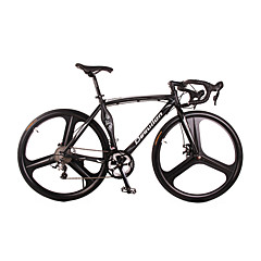 כביש אופניים רכיבת אופניים 18 מהיר 700CC/26 אינץ' SHIMANO TX30 דיסק בלימה BB5 ללא דאמפים שלדת אלומיניום אלומיניום