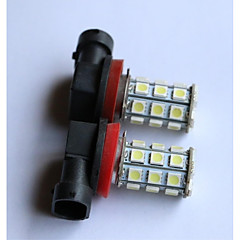 billige Tåkelys til bil-H8 9006 9005 H1 H11 H3 H4 H7 Bil Elpærer 2.5W W SMD LED SMD 5050 200lm lm 2 Tåkelys