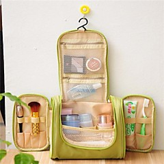 여행 가방 여행용 세면도구 가방 화장품 백 방수 휴대용 대용량 멀티기능 여행용 보관함 용 의류 패브릭 / 여행