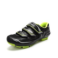 Tiebao joggesko Mountain Bike-sko Sykkelsko Herre Anti-Skli Demping Ventilasjon Innvirkning Vanntett Pustende Slitasje-sikkerUtendørs