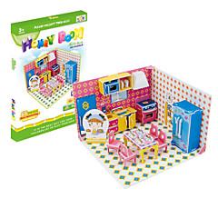 DIY 키트 과학&디스커버리 완구 직쏘 퍼즐 장난감 3D 종이 조각 선물