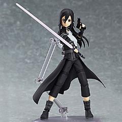 halpa -Anime Toimintahahmot Innoittamana Sword Art Online Kirito 15 CM Malli lelut Doll Toy