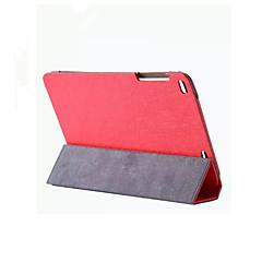 """Huawei kunniaa huomata t1 - a21w tapauksessa luksusta silkki nahka tapauksessa kattaa huawei kunniaa t1 - a21w 9.6 """"tablet kansikotelo"""