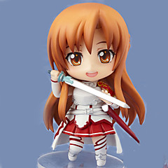 zwaard art online Asuna yuuki verandering foto 9.5cm pop pop anime action figures model speelgoed