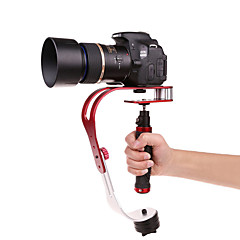 Hand Grips/Finger Grooves Gimbal Handheld Video Camera Stabilizer Steady For Action Camera Gopro 5 Gopro 4 Gopro 3 Gopro 2 Gopro 3+ Gopro