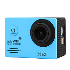 cheap Sports Action Cameras-OEM SJ7000 Sports Action Camera 3MP 640 x 480 / 2048 x 1536 / 2592 x 1944 / 3264 x 2448 / 1920 x 1080 / 3648 x 2736WiFi / Mini Style /