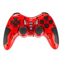 sechs in einem Wireless-Controller für USB / PS2 / PS3 / ps1 / android tv / android tv box / win10 rot