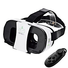 Fiit vr 2s virtual reality bril + bluetooth controller - wit