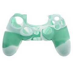 baratos Acessórios para PS4-DF-003 Sem Fio Protetor de caixa do controlador de jogo Para PS4 ,  Protetor de caixa do controlador de jogo Silicone 1 pcs unidade