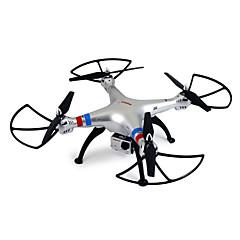 RC Drone SYMA X8G 4 Kanaler 6 Akse 2.4G Med 5,0 M HD-kamera Fjernstyrt quadkopter En Tast For Retur Hodeløs Modus Flyvning Med 360