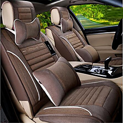 5 pcs set New Four Seasons Synthetic Fiber Car Seat Cushion