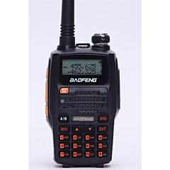 billige Walkie-talkies-BAOFENG UV-5R UP Walkie-talkie Håndholdt Digital Lader og adapter Stemmekommando Strømskifter høy/lav Type walkie-talkie CTCSS/CDCSS LCD