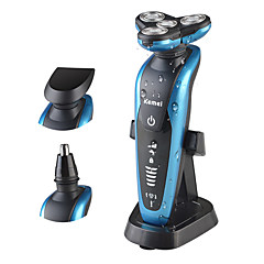 billige Barbering og hårfjerning-Elektrisk barbermaskin Andre Elektrisk N/A Tør Barbering Rustfritt stål