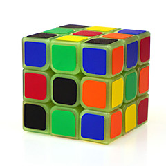 tanie Kostki Rubika-Kostka Rubika YONG JUN Świecąca kostka 3*3*3 Gładka Prędkość Cube Magiczne kostki Puzzle Cube profesjonalnym poziomie / Prędkość / Świecące w ciemności Prezent Ponadczasowa klasyka Dla dziewczynek