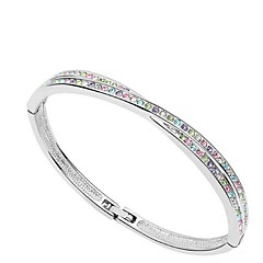 cheap Bracelets-Women's Crystal Cuff Alloy Jewelry Daily Costume Jewelry