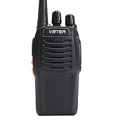 billige Walkie-talkies-VBT-V3 Walkie-talkie Håndholdt Programmeringskabel Nød Alarm Lader og adapter VOX Pausetimer CTCSS/CDCSS 3-5 km 3-5 km 16 1500MAh ≤5W