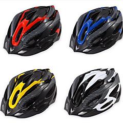 cheap Bike Helmets-Adults Bike Helmet 19 Vents Impact Resistant, Light Weight, Adjustable Fit EPS Road Cycling / Recreational Cycling / Cycling / Bike - Yellow / Red / Blue