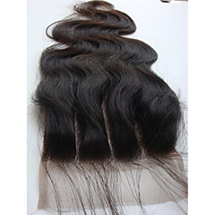 cheap Wigs & Hair Pieces-PANSY Hair weave Human Hair Extensions Body Wave / Classic Human Hair Brazilian Hair Women's