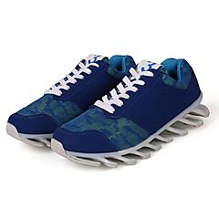 Tênis de Corrida Sapatos Casuais Colchões de Ar Malha Respirável Correr