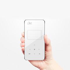 baratos Projetores-U9S+ DLP FWVGA (854x480) Projetor,LED 80lm Mini Portátil HD Android Sem Fio DLP Projetor