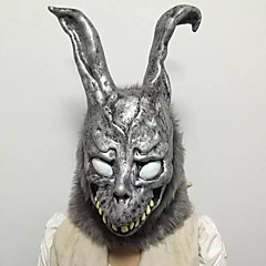 Halloweenské masky Masky zvířat Rohy Duch Horor Téma 1