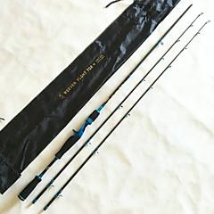 billiga Fiskespön-Kastspö Aluminium Stålkabel EVA Kol Kastfiske Färskvatten Fiske Generellt fiske Stång