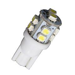 hesapli -4 x süper beyaz t10 10-smd araba iç ışık ampuller 168 194 2825 921 161 912 led